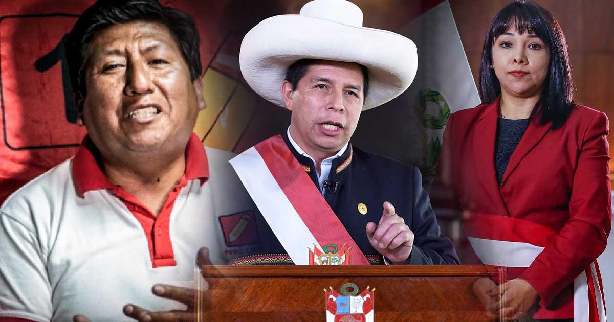 Waldemar Cerrón: Perú Libre rechaza al nuevo gabinete y no darán el voto de  confianza